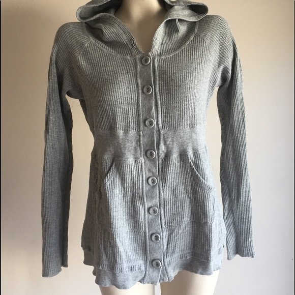 Juicy couture women s sweater Medium Button front a230ceb66e